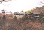 Kiyomizudera Temple, Kyoto, Japan.