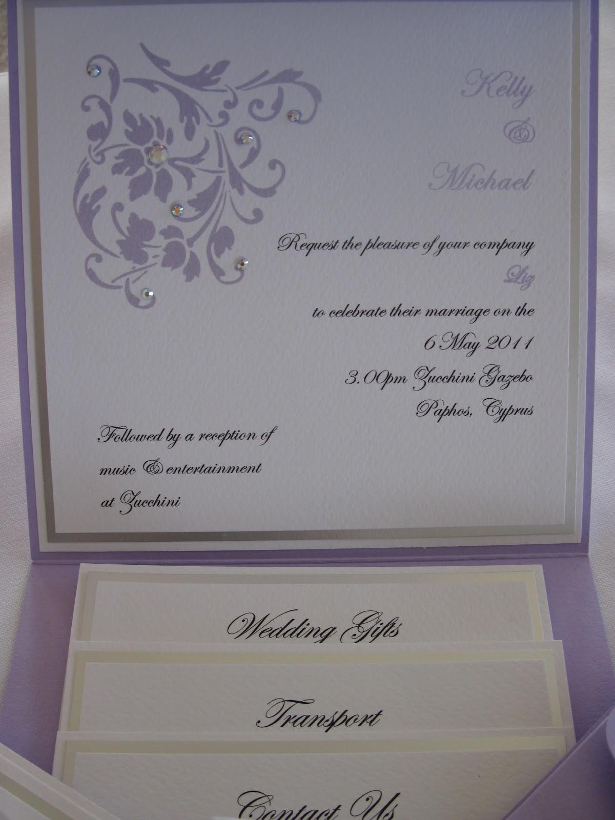Lovin the lilac wedding!