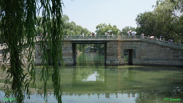 第一座界湖桥