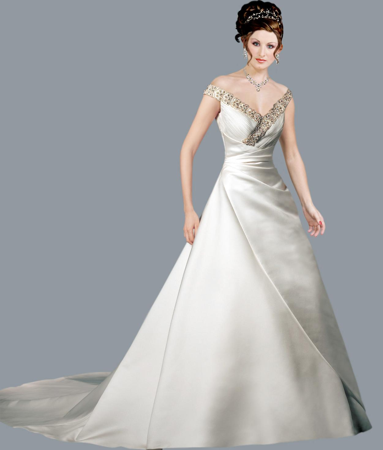 Wedding Dresses tw074