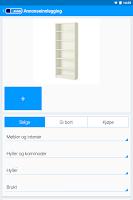 Screenshot of FINN