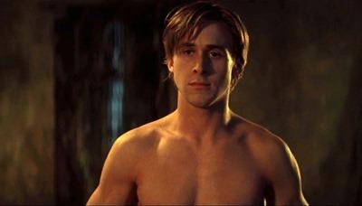 Ryan Gosling Goosebumps .....