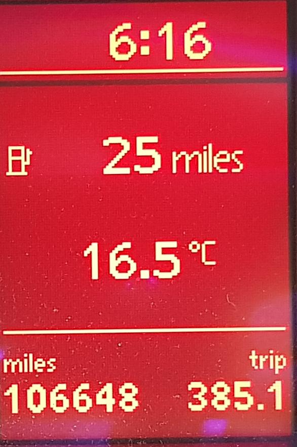 John oldfield car bike and gadget blog golf gti edition 30 mpg update 385 miles 35mpg