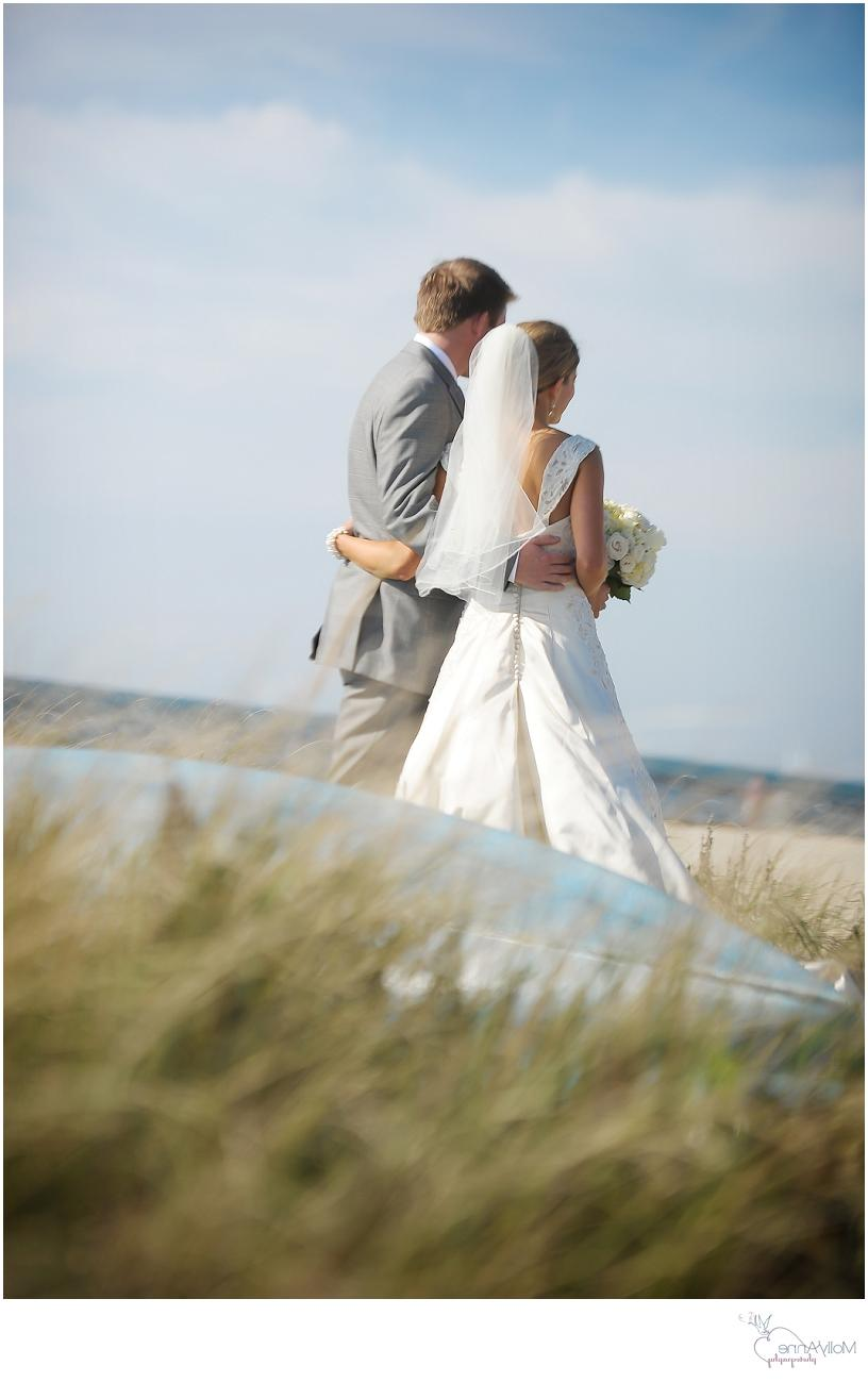 Kelly & Chris: Wychmere Beach Club Wedding