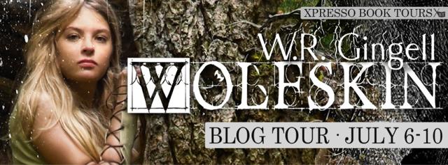 Blog Tour: Wolfskin by W.R. Gingell