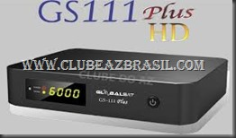 GLOBALSAT GS 111 E GS111 PLUS
