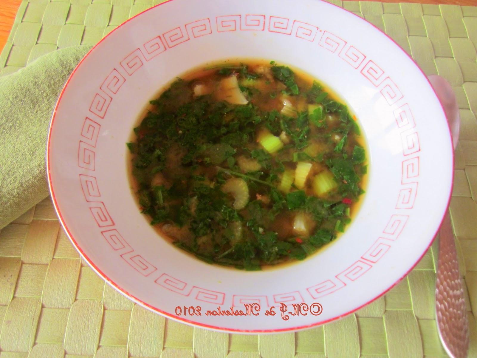 Elegant Miso Soup