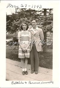 Estelle and Breen 1943 Moorhead Ant NUmber 1284 (2)