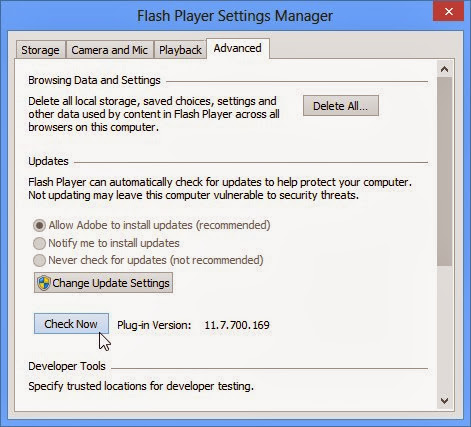 Adobe Flash Player 24.0.0.186 (IE/NON-IE)