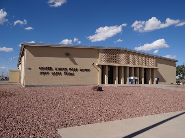 Fort Bliss post office