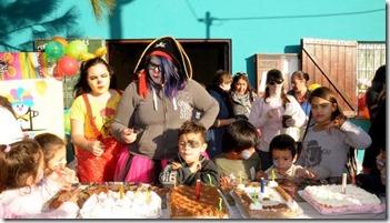 Villa Clelia, San Bernardo y Costa Azul festejan realizan sus Cumple Fiesta