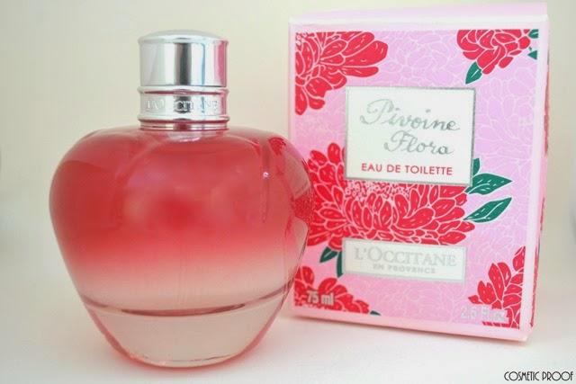 LOccitane Pivoine Flora Eau de Toilette Review Fragrance