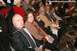 Público asistente, representantes del Ateneo Blasco Ibañez de poesía