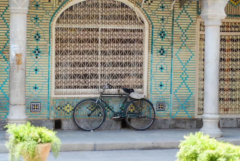 Bazar w Isfahanie