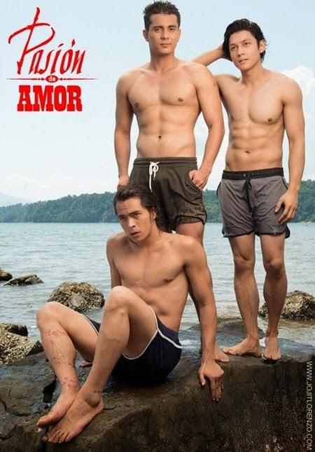 Samonte Brothers - Pasion De Amor
