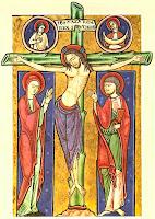 crocefissione bizantina ortodossa dipinto