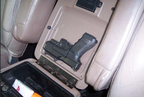 hiding a gun in your car easily (20)
