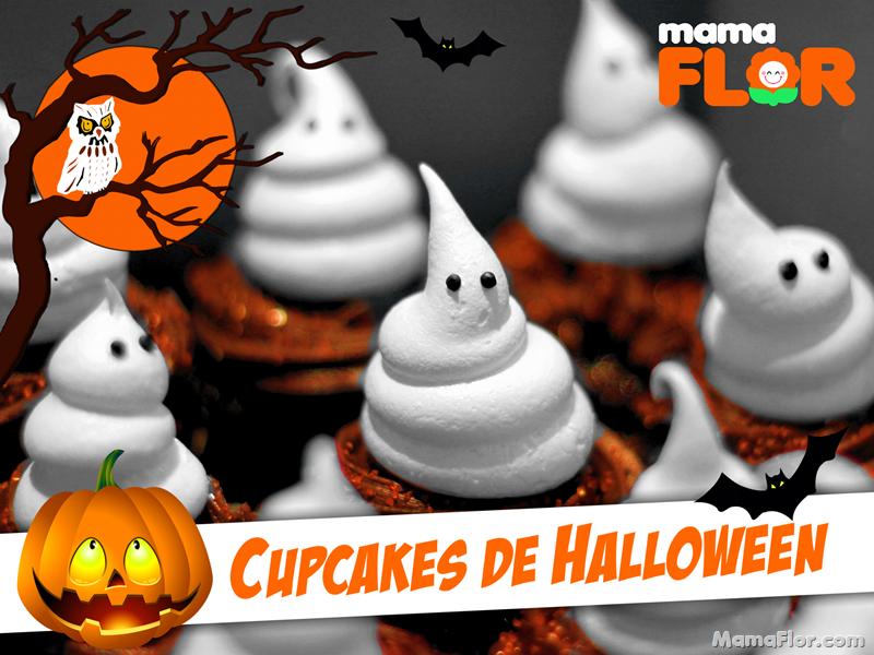 Cupcakes de Halloween – Fácil, Rápido y paso a paso