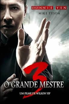 Baixar Filme O Grande Mestre 3 (2015) Dublado Torrent Grátis
