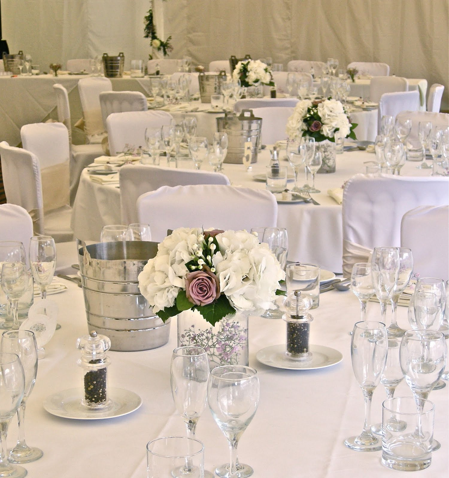 table centres for weddings
