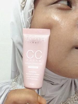 cc cream zoya cosmetics