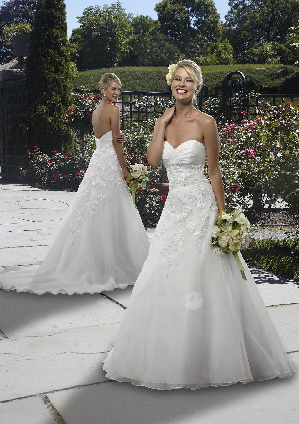 in Cart    Organza Strapless