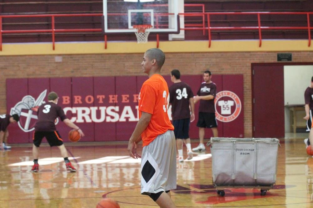 Alumni Basketball Game Alumni Basketball Game