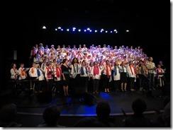 Gaspe concert 1