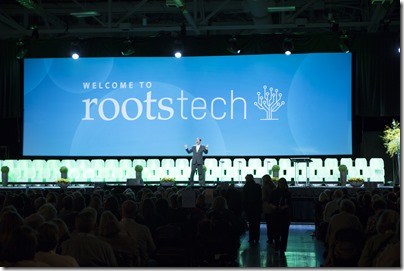 Click for more information about RootsTech.