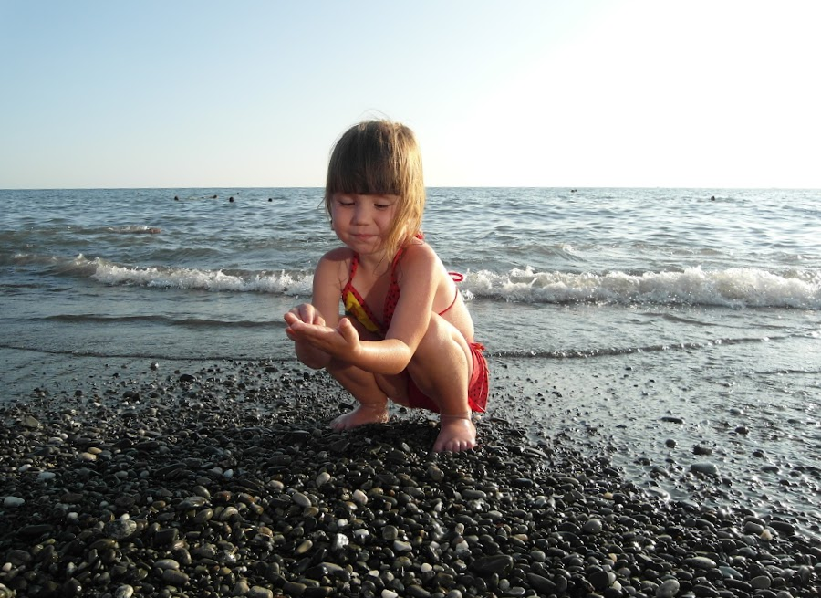 Адлер. Черное море