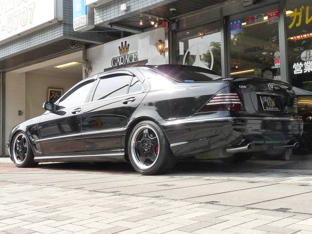 Mercedes Benz S600l W220 Amg Vip Style From Japan Benztuning