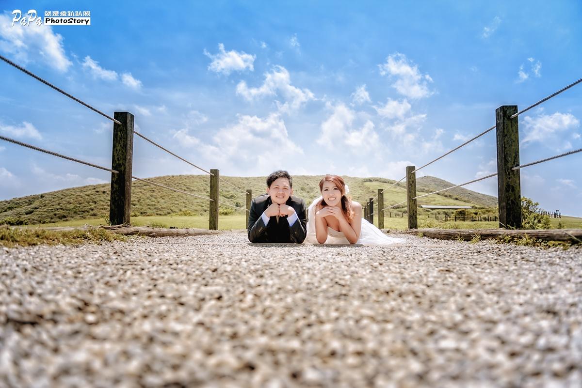 """""""自助婚紗,就是愛趴趴照,海外婚紗,婚紗攝影,自助婚紗推薦,擎天崗,真愛桃花園"""""""