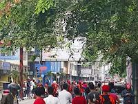 Medan Gawat, IPK Dan PP Maen Bakar Bakaran