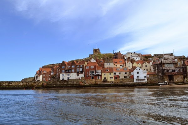 Whitby from sea