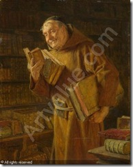 grutzner-eduard-von-1846-1925-monch-in-der-bibliothek-2083296