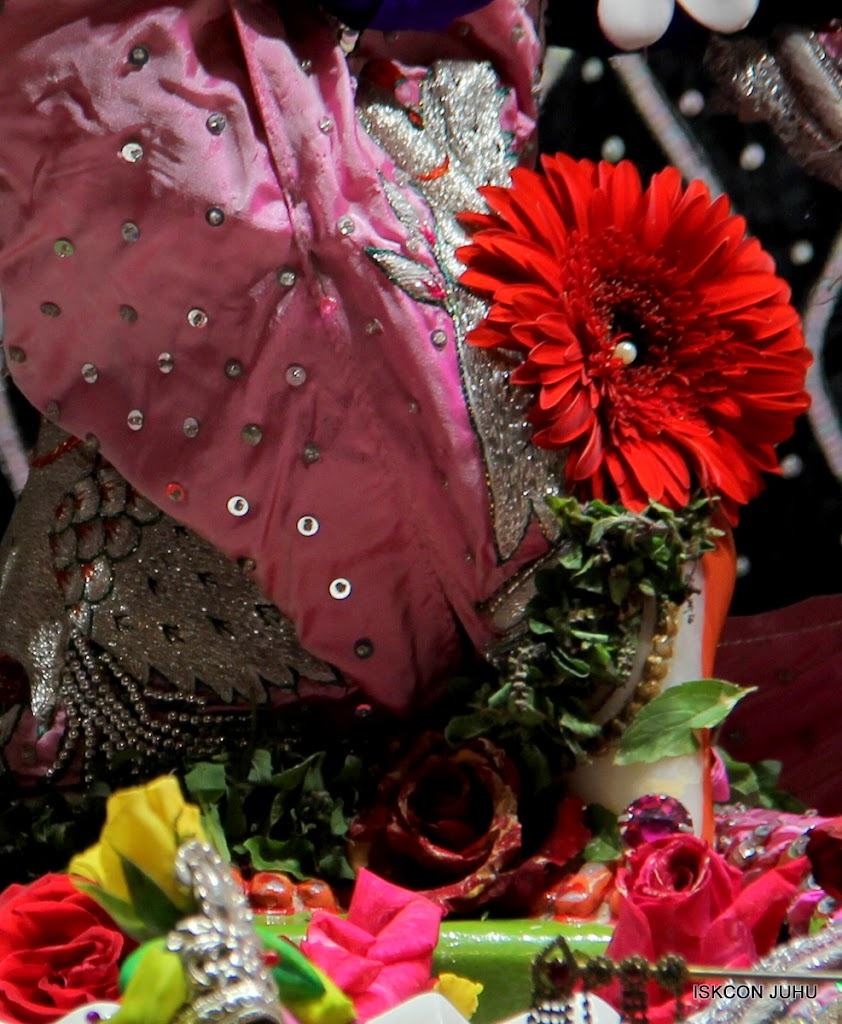 ISKCON Juhu Sringar Deity Darshan 20 Jan 16 (7)