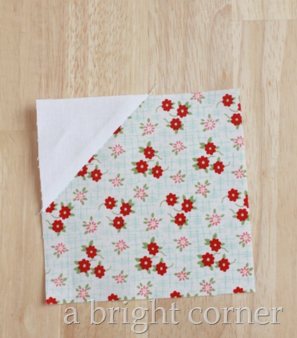 Weathervane Quilt Block tutorial