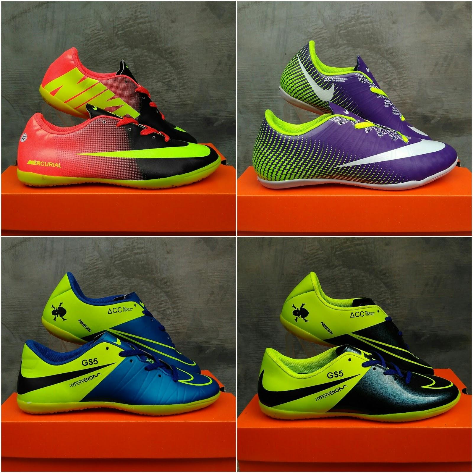 sepatu 2016: daftar harga sepatu futsal nike terbaru kw Images