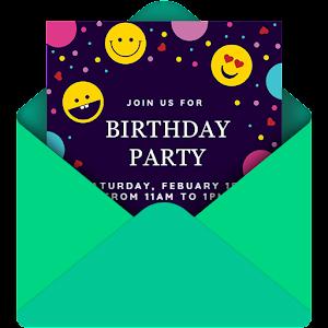 Invitation Card Maker Free by Greetings Island Online PC (Windows / MAC)