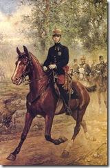 Alfonso XIII. Román Navarro