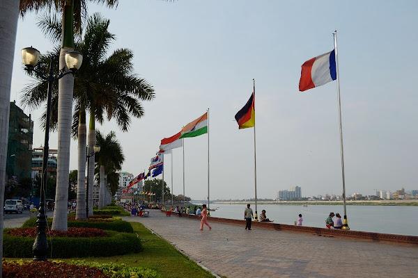 Камбоджа. Пномпень.