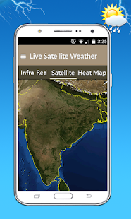 Real Time Satellite Weather Live Storm Radar Free App For Your - Real time satellite images