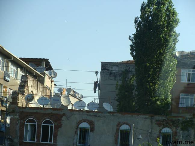 улицы стамбула (2)