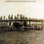 German heavy bomber Friedrichshafen G.III