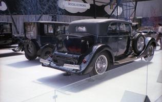 1984.07.21-052.06 Peugeot coupé 174 1925 et Citroën B10 1925