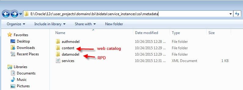 rpd and webcat