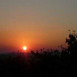 Good night by Helena Moravusova - Landscapes Sunsets & Sunrises ( sunset )
