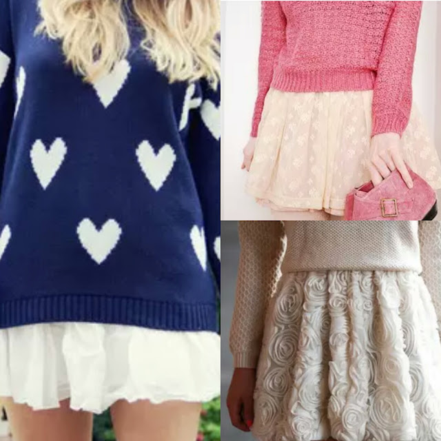 saia, blusa de lã, como usar, inverno, tendencia