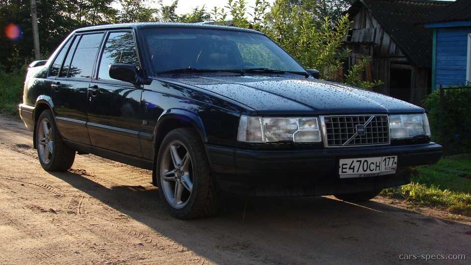 1994 Volvo 940 Sedan Specifications, Pictures, Prices
