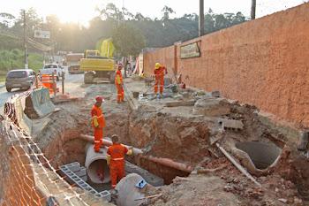 Prefeitura inicia obras da Jorge de Souza